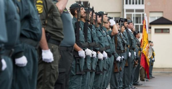 Cuerpos Guardia Civil