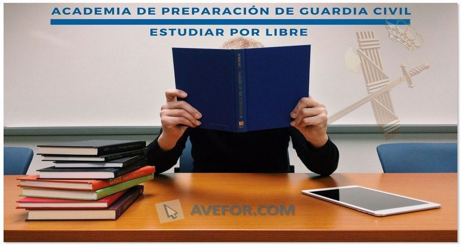 academia preparacion guardia civil