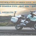 Atestados Guardia Civil: ¿Qué son y qué tipos hay?