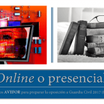 Oposición a Guardia Civil ¿Formación online o presencial?
