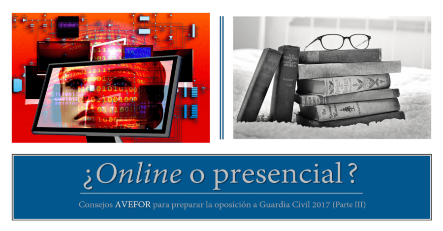 Formacion online Guardia Civil