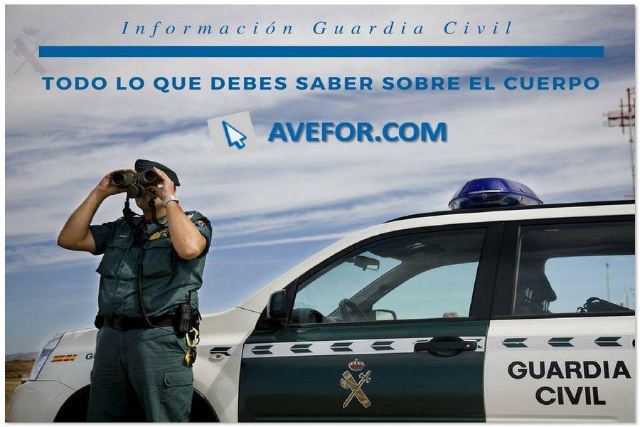 Información Guardia Civil