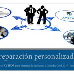 Oposición a Guardia Civil. Preparación personalizada