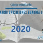 Temario oposiciones a Guardia Civil.