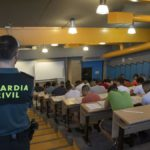 Más de 27 mil aspirantes a Guardia Civil para 2.210 plazas disponibles