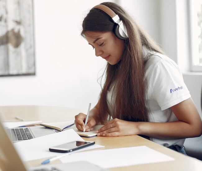 Estudiante Avefor