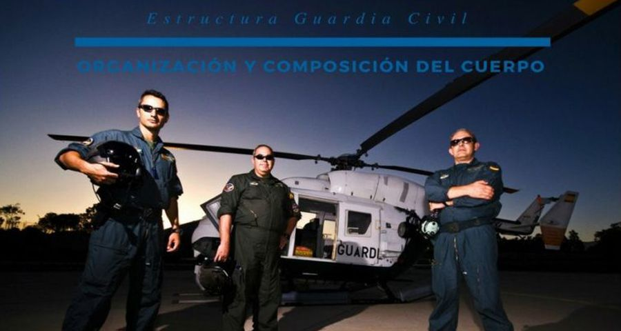 estructura guardia civil