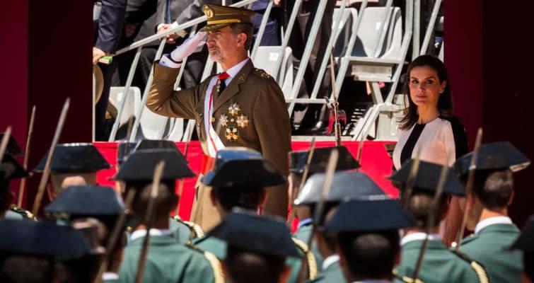 Homenaje 175 Aniversario Guardia Civil