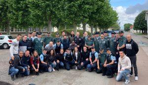 Guarida Civil curso formación Dijon
