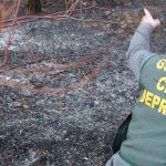 La Guardia Civil inició campaña de prevención contra los incendios forestales