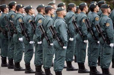 Cuerpo de la Guardia Civil